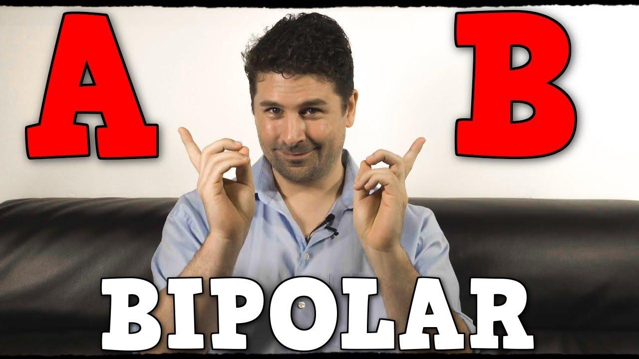"Class ""A"" or Class ""B"" Bipolar Disorder?"