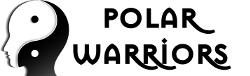 Polar Warriors: Bipolar Disorder Support Logo
