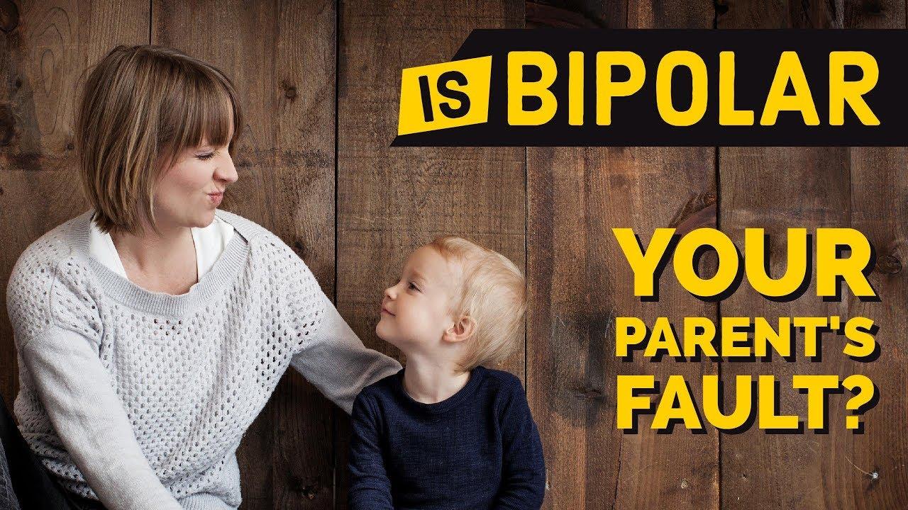 Is BIPOLAR Disorder Your Parent's FAULT? Polar Warriors!