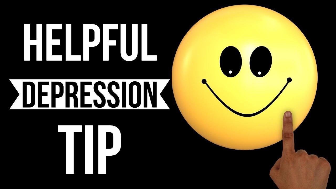 Simple Tip to HELP With DEPRESSION - From Bipolar Warriors!