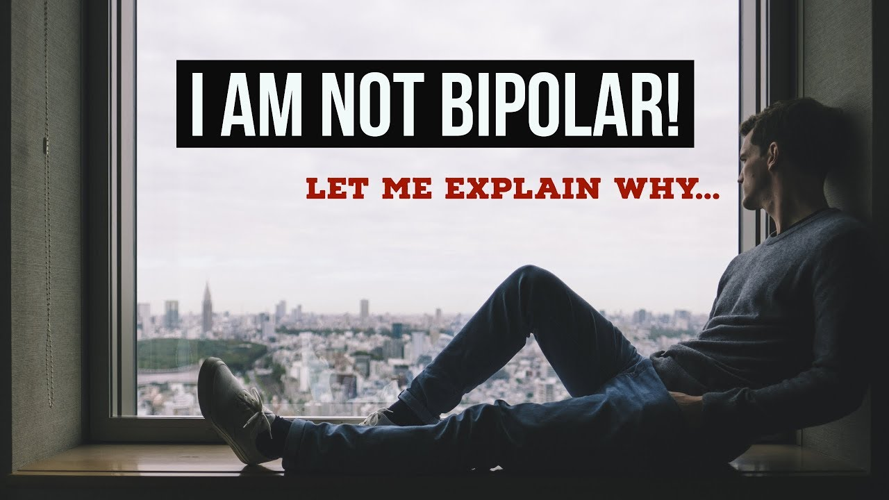 I don't Have BIPOLAR DISORDER! Polar Warriors Bipolar Support!