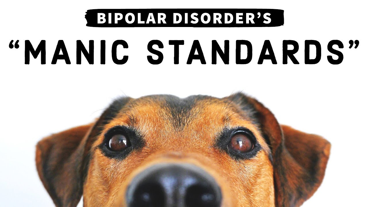 Bipolar Disorder & Manic Standards - Help With Bipolar Mania From Polar Warriors