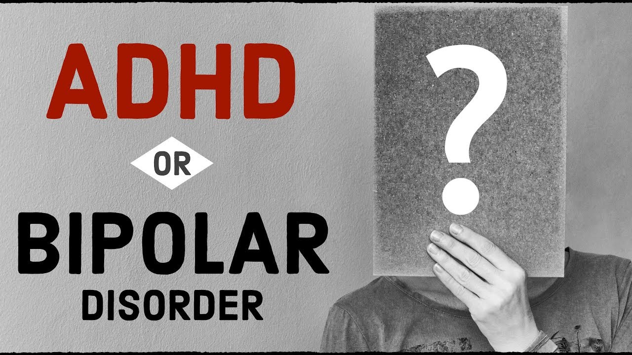 What are The Differences Between ADHD and Bipolar Disorder - Polar Warriors!