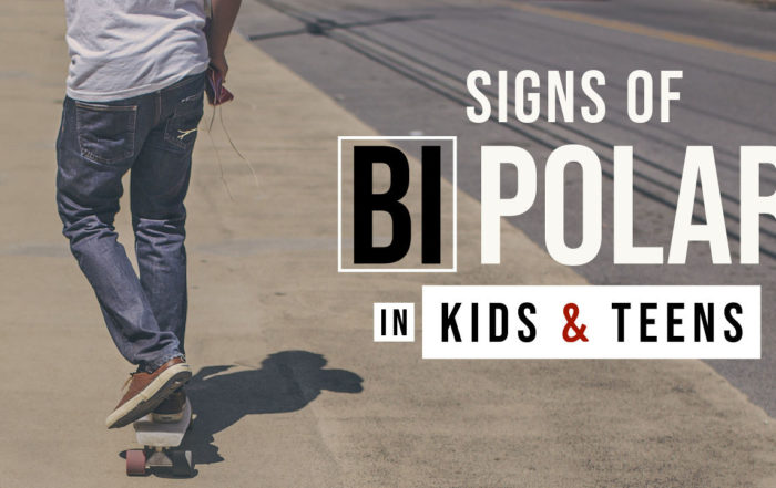 Signs of Bipolar Disorder in Kids Teenagers & Children - Polar Warriors